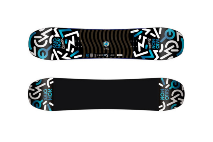 NTC Snowboardverleih ALL MOUNTAIN Snowboard